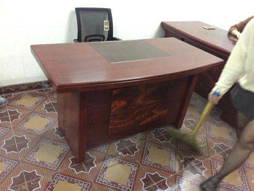 Mua bàn ghế văn phòng cũ tại hà nội