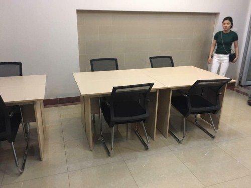 Thanh lý bàn ghế văn phòng ở Lĩnh Nam