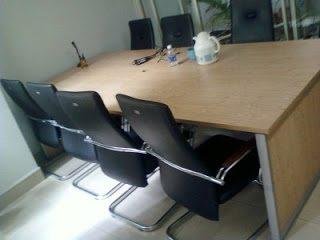 Thanh lý bàn ghế văn phòng ở Minh Khai