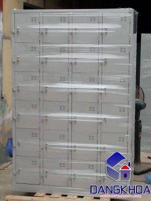 Thanh lý Tủ sắt locker 24 ngăn