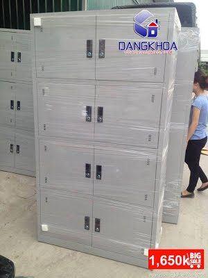 Thanh lý Tủ sắt Loker 8 ngăn