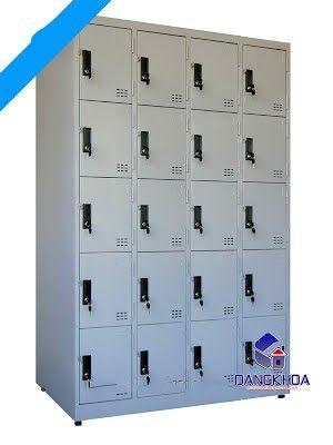 Thanh lý Tủ sắt Locker 20 ngăn