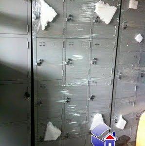 Thanh lý Tủ sắt Loker 12 ngăn