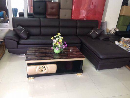 Thanh lý Ghế sofa da hàn quốc cao cấp giá rẻ.