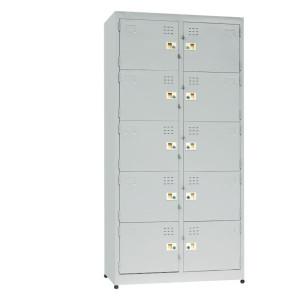 Thanh lý Tủ sắt locker 10 ngăn giá rẻ như thế nào?