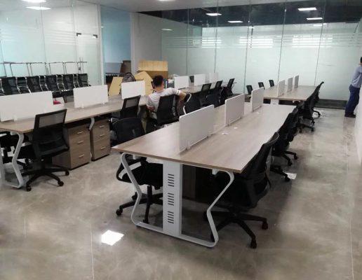 Thanh lý bàn ghế làm việc ở Số 69, Lô TT6, 2B Ngõ 282 Kim Giang, Đại Kim, Hoàng Mai